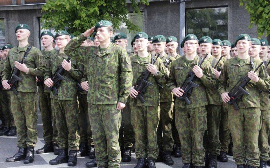 Сейм Литвы узаконил постоянный воинский призыв