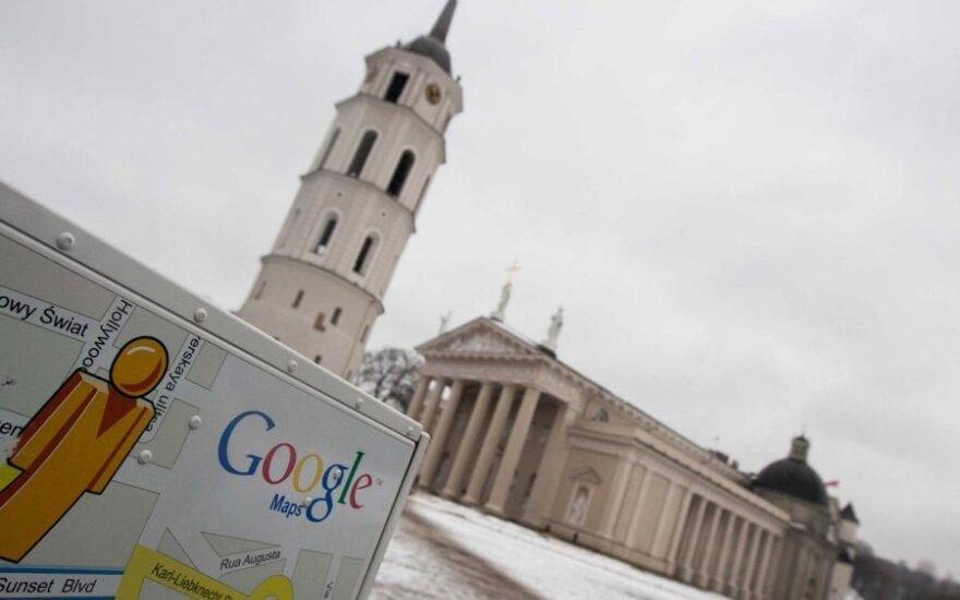 Google naujovių pristatymas Lietuvai