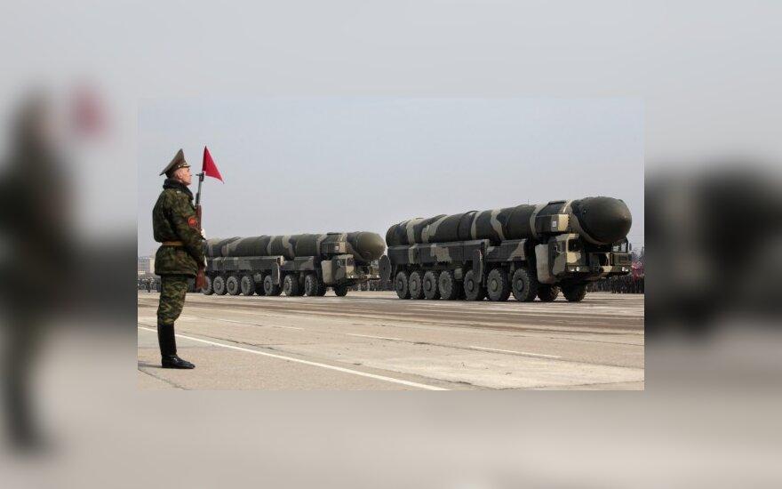 """Еще 2 полка с """"Тополь-М"""" поставят на боевое дежурство"""