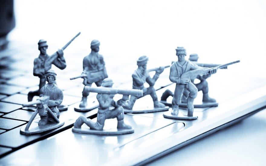 По инициативе Литвы девять стран ЕС создают кибернетические силы