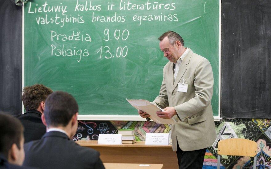 Сколько в месяц и за какую работу получают учителя в Литве