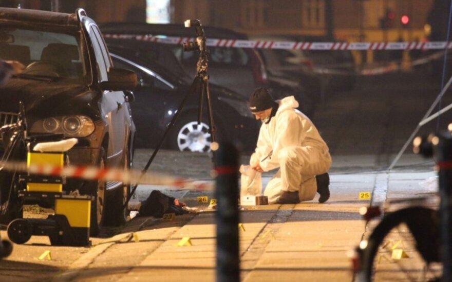 Первой жертвой теракта в Копенгагене оказался режиссер-документалист