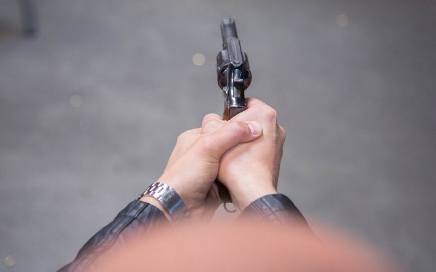 Pistoletas