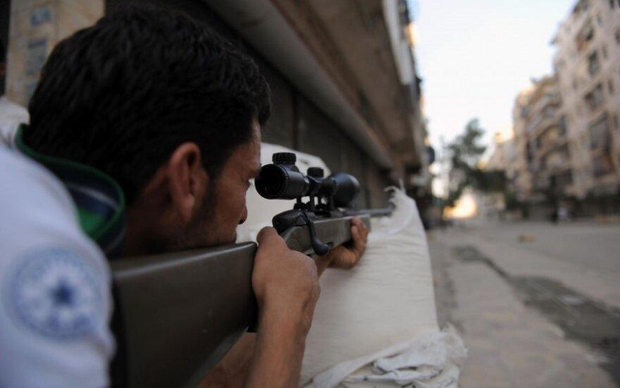В Сирии снайперами обстреляны эксперты ООН