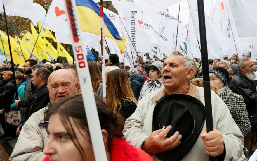 """""""План Маршалла"""" для Украины из Литвы: 50 млрд. евро для поощрения малого и среднего бизнеса"""