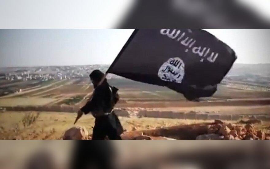 IS teroristė