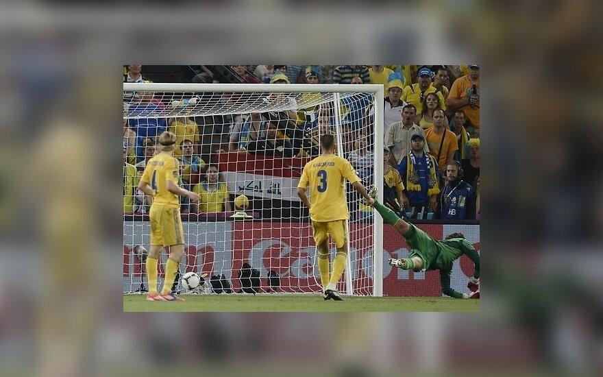 Украинский футболист чуть не оторвал голову молдаванину
