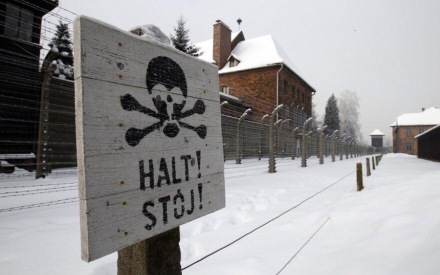 В Германии арестовали трех предполагаемых охранников Освенцима