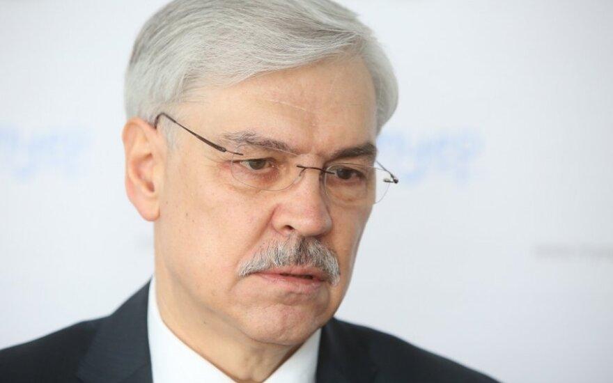 По количеству подписей Бальчитис президента не нагнал