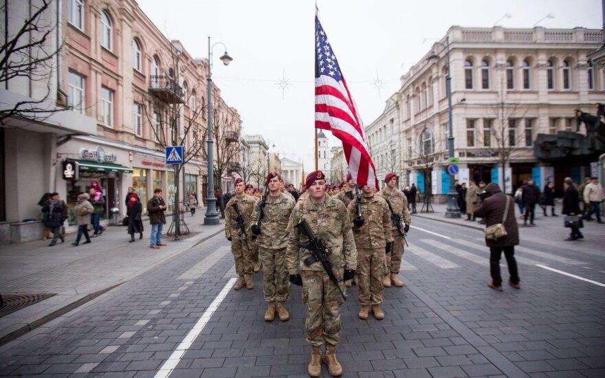 Литва берется за укрепление связей с США в области обороны