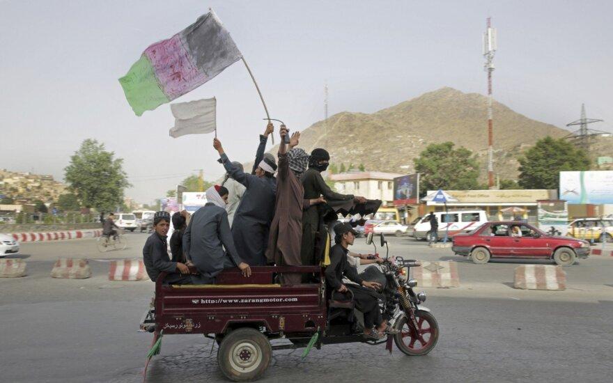 """США и """"Талибан"""" ведут переговоры о перемирии в Афганистане"""