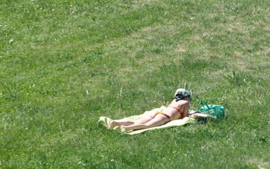 Погода в выходные: жара и ливни