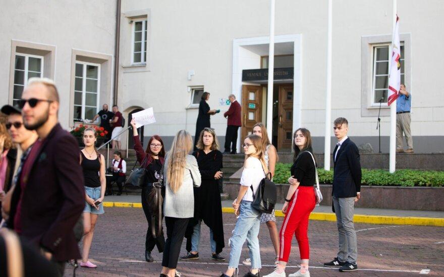 Группа SBA поддержит белорусов, которые учатся в Литве