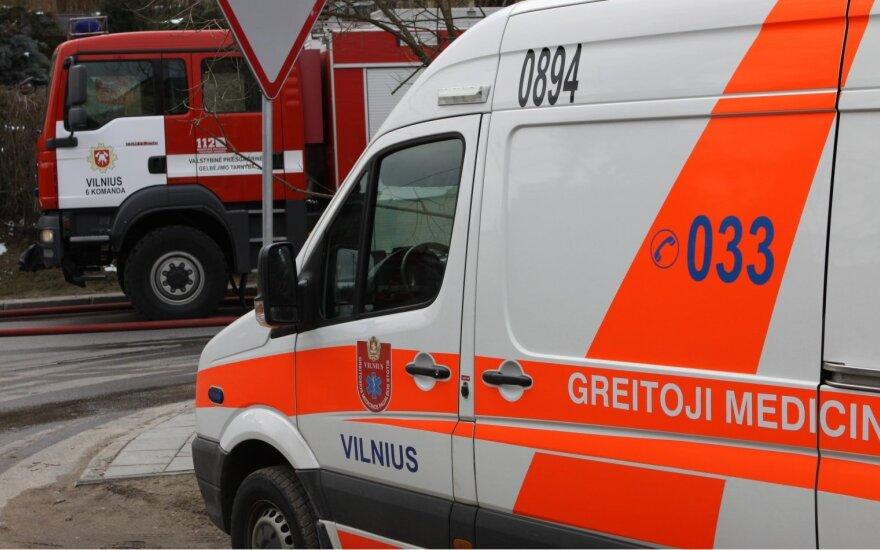 В Литве при подрыве взрывного устройства ранения получил призывник