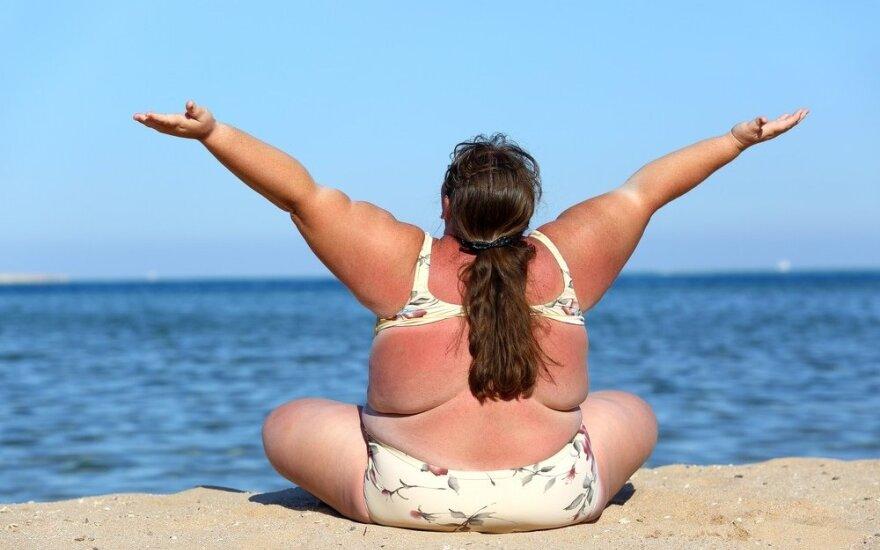 Ponad jedna czwarta Polaków jest otyła
