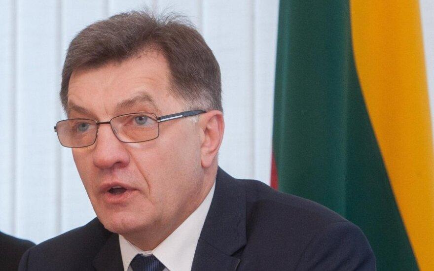 Премьер Литвы разбирается с заявлением министра эконoмики о Hitachi