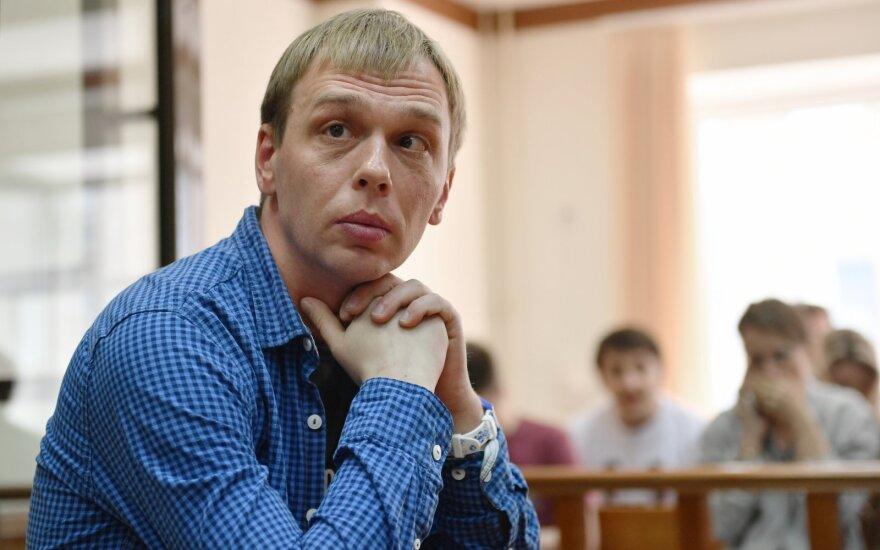 Голунов больше не считает, что его арест был связан с расследованием о похоронном бизнесе и сотрудниками ФСБ