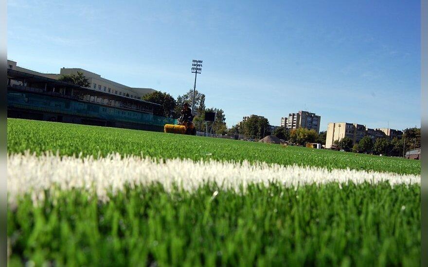 В конкурсе на строительство стадиона в Вильнюсе – два участника