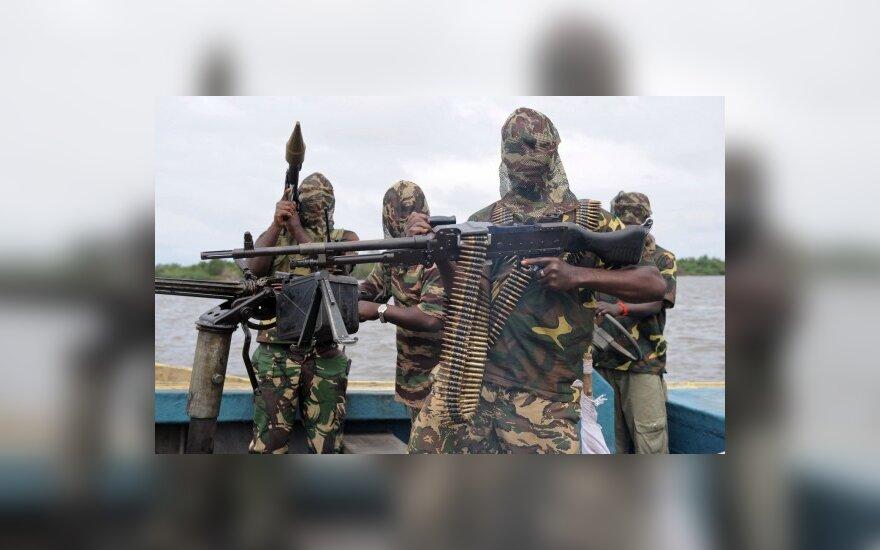 В Нигерии пираты напали на российское судно