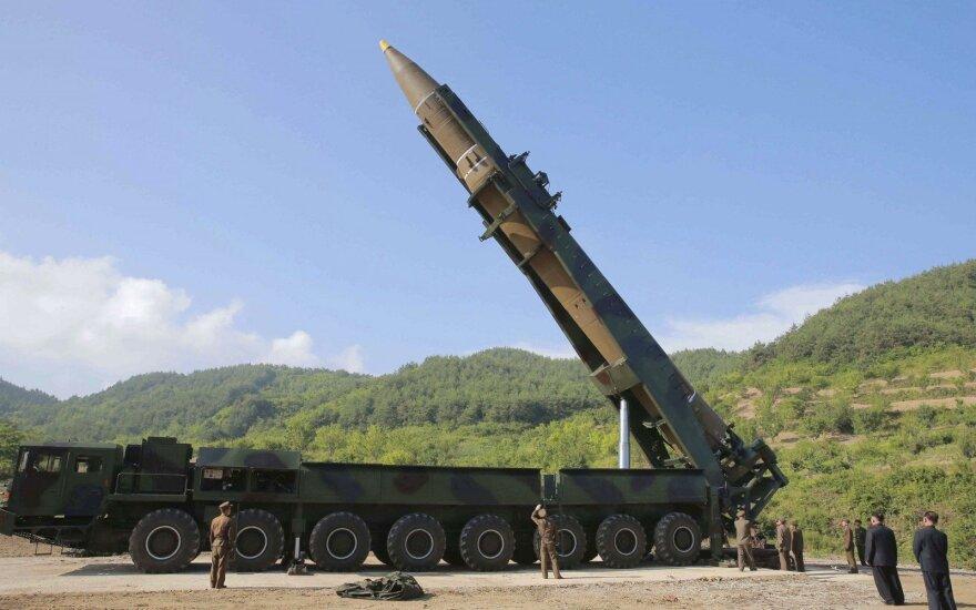 Почему Япония не попыталась сбить северокорейскую ракету