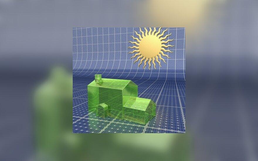 В Эстонии появится первая солнечная электростанция