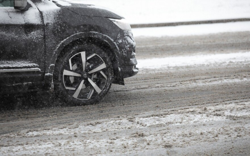 Погода: в Литву ненадолго вернется зима