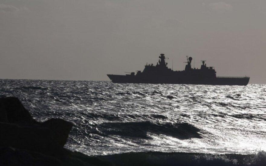 Iran wysłał okręty wojenne do granic morskich USA