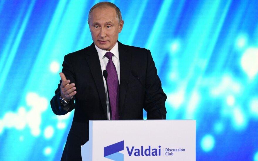 """""""По мне не будут долго скучать"""": главные тезисы Путина на """"Валдае"""""""