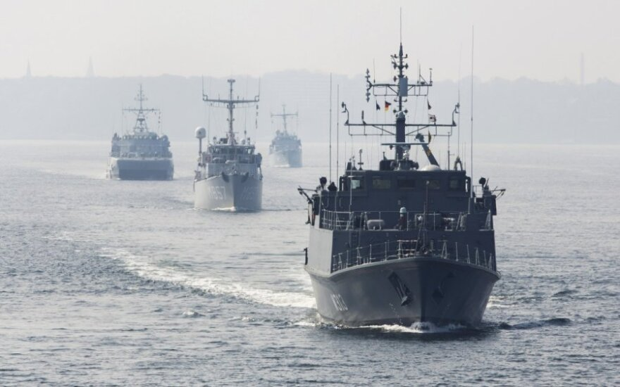 Сигналы России и Украине: что ищут корабли НАТО в Черном море