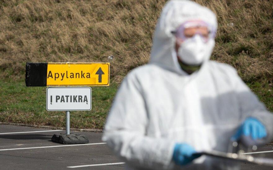 Подтверждённые случаи коронавируса: Литва – 187, Латвия – 197, Эстония – 369