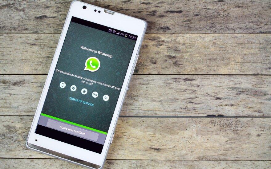 Из-за серьёзной уязвимости WhatsApp в телефон попадала шпионская программа