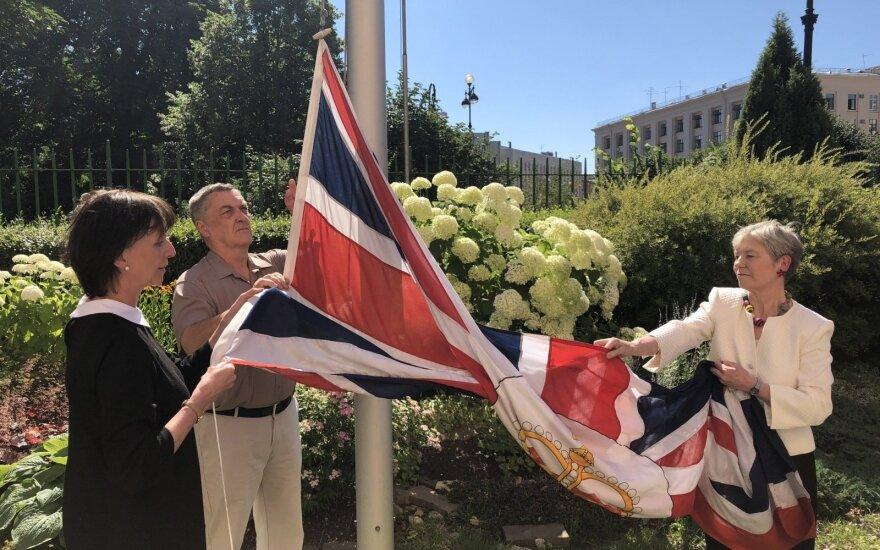 Британское посольство в Петербурге