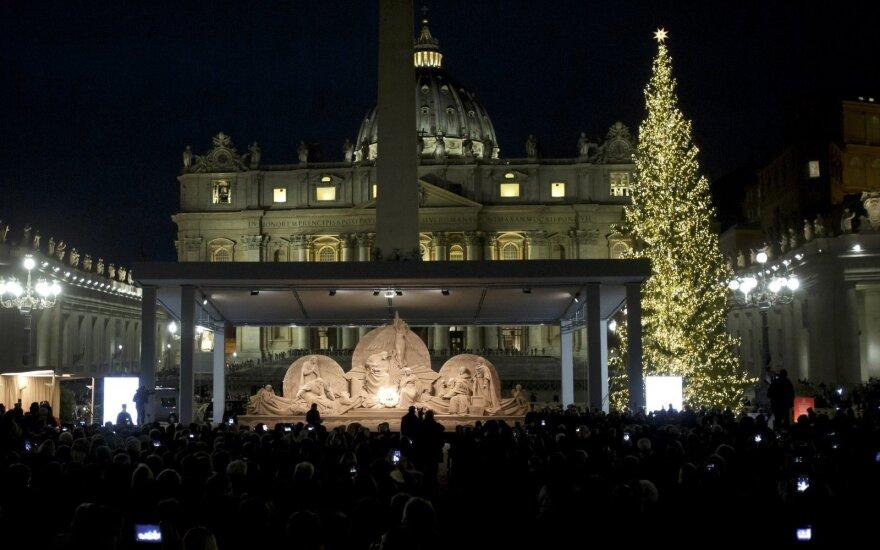 Kalėdų eglė Vatikane