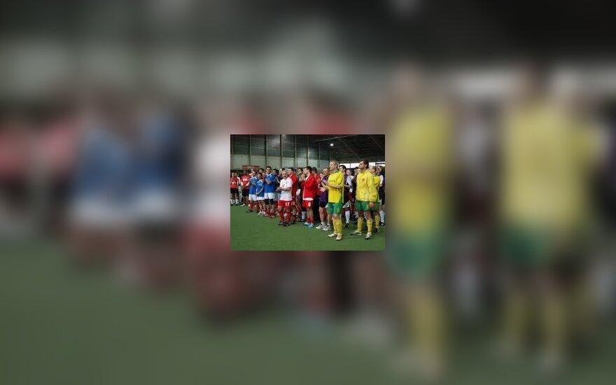 EURO 2012 dla ambasad i litewskich instytucji państwowych