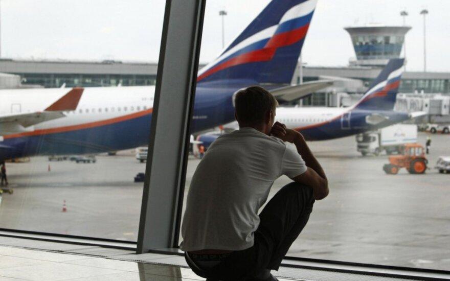 """Российский лоукостер запретил пассажирам пересаживаться в самолете: """"важно для последующего опознания"""""""