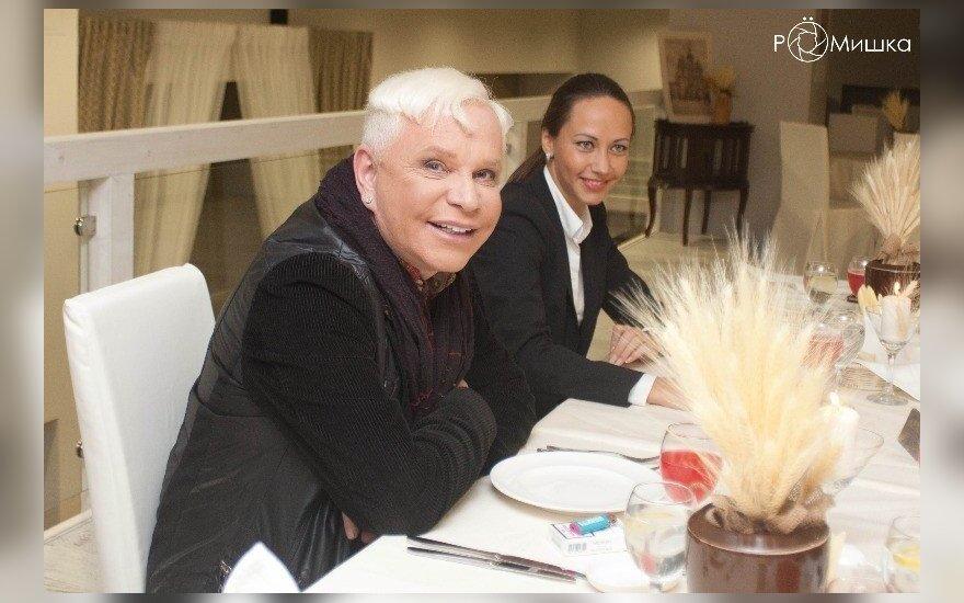 Veronika Gordijevskaja su Borisu Moisejevu