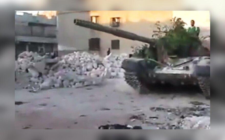 Syria będzie współdziałać z emisariuszem ONZ