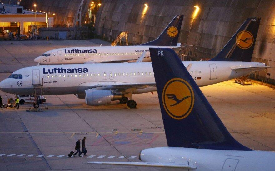 Еврокомиссия одобрила пакет госпомощи авиакомпании Lufthansa