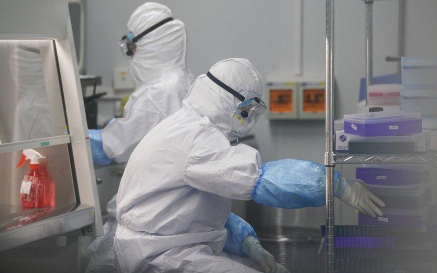 В Литве сообщают о еще одном случае смерти от коронавируса