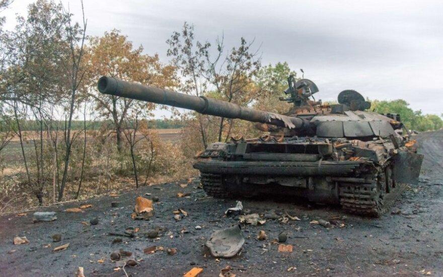 Ukraina potrzebuje nie broni, a śpiworów i piecyków