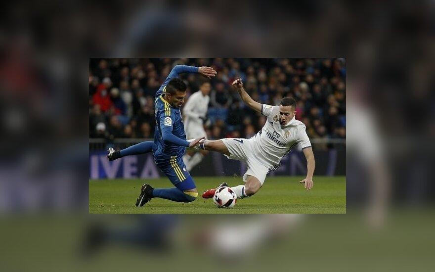 """""""Реал"""" проиграл второй матч подряд: теперь в Кубке Испании"""