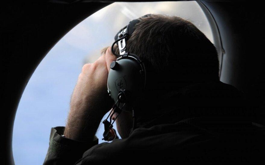 Драма на Балтике: поиск пропавших пилотов остановлен