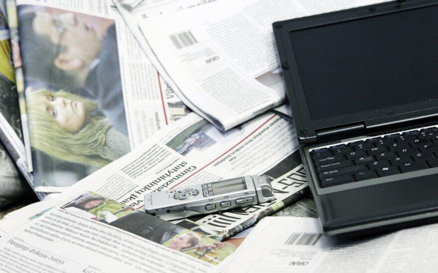 """В Литве отказываются от идеи """"позитивных"""" новостей в СМИ"""