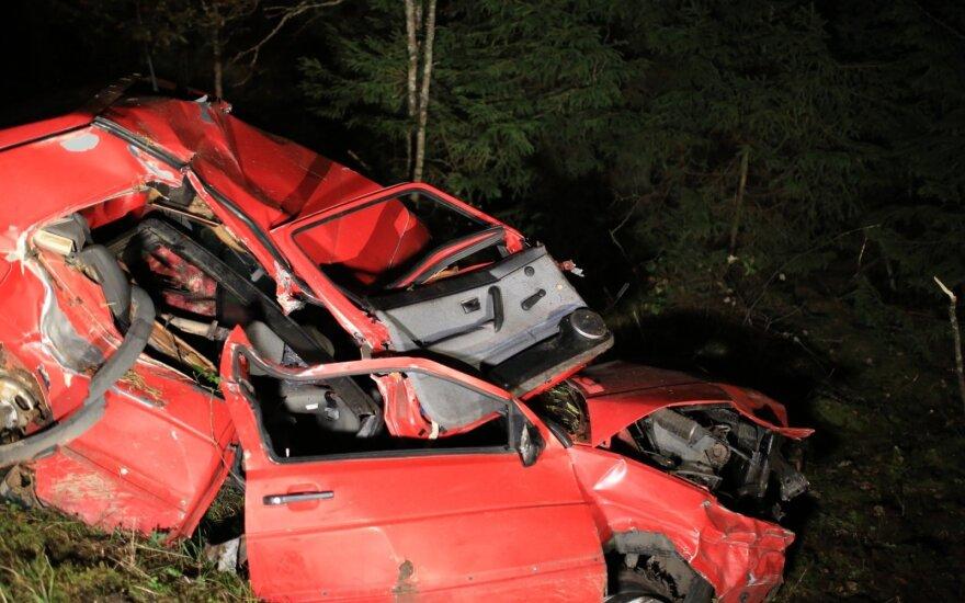 ДТП в Вильнюсском районе: погибли три человека