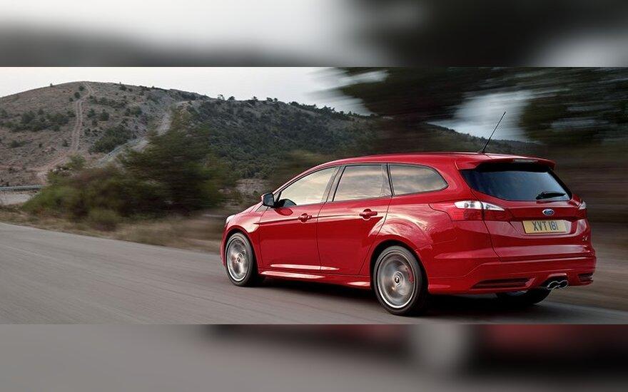 Ford Focus получит литровый турбомотор
