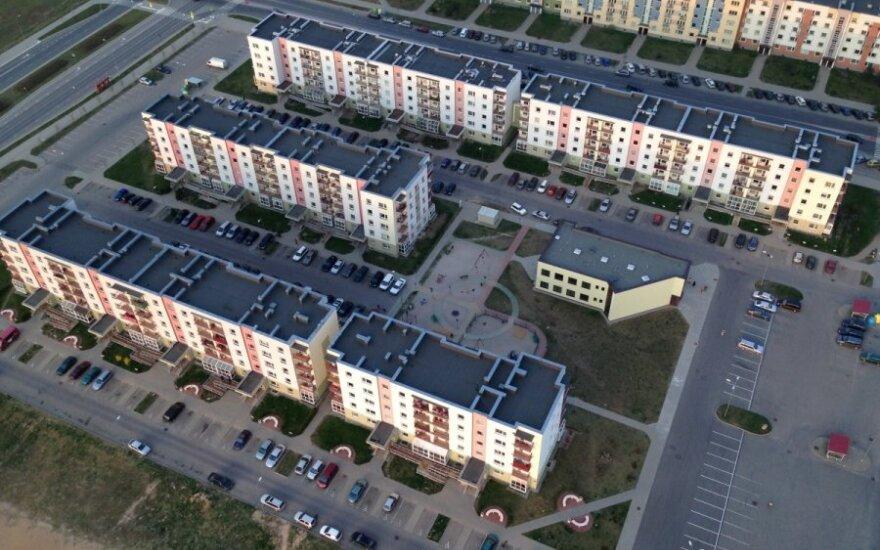 В Пилайте появится еще один квартал домов