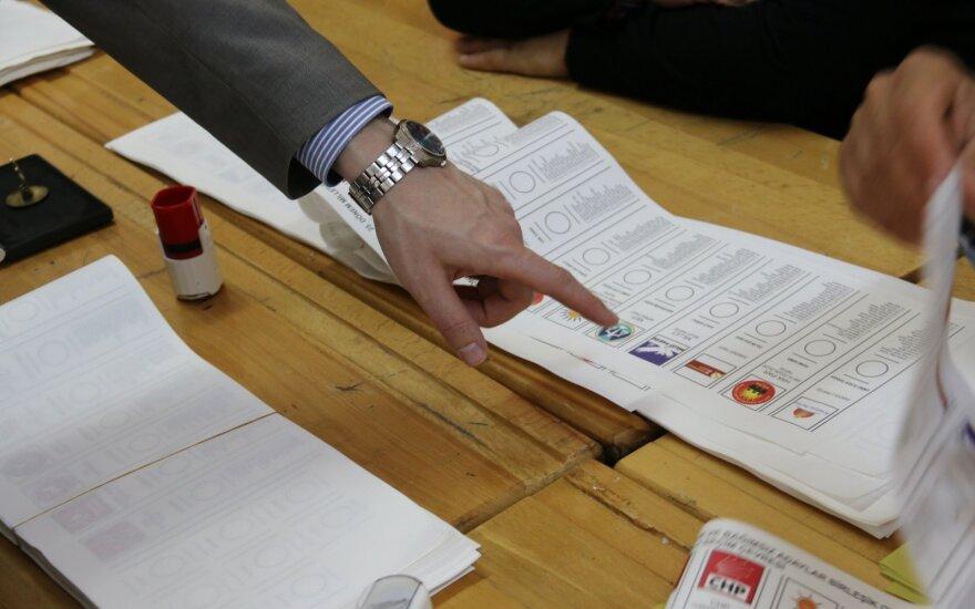 На парламентских выборах в Турции решается вопрос об изменении конституции