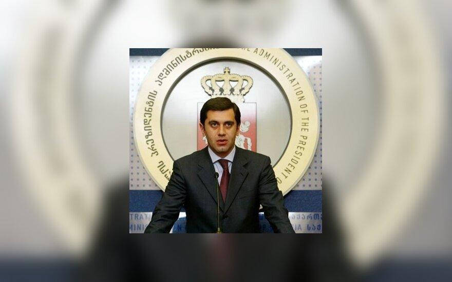 Окруашвили арестован в Грузии заочно
