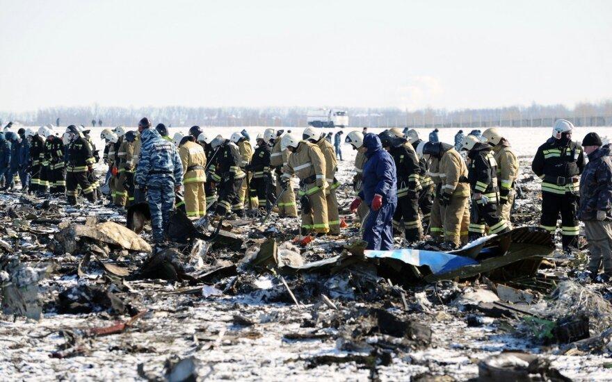 В Латвии могут уволить полицейского за комментарий в адрес жертв катастрофы в Ростове-на-Дону