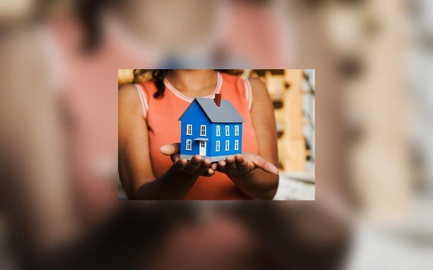Snoras снова предоставляет льготные кредиты на жилье